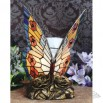 Tiffany Butterfly Accent Lamp