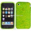 Tiger Design Crystal Silicon Skin Case for Apple iPhone 3G/ 3GS