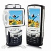 Touch Screen GSM Phone with USB Data Cable and Memory Card