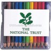 WALLET OF COLOURING PENCILS