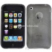 Wave Design Crystal Silicon Skin Case for iPhone 3G/3GS