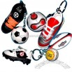 World Cup Football Keychain