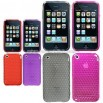 iPhone 3G/3GS Small Cube Design Silicon Skin Case