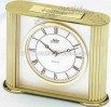 solid brass clock