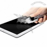 0.2mm Slim Tempered Glass Screen Protector for iPad 5, Extremely Scratch-resistant