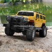 1/4 Scale Licensed Rc Hummer H2 Toy