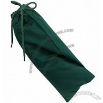 1 Bottle Cotton Drawstring Reusable Wine Bag