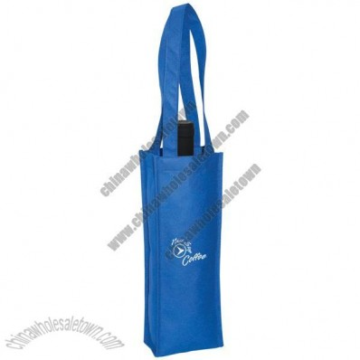 1 Bottle Non Woven Wine Tote Bag