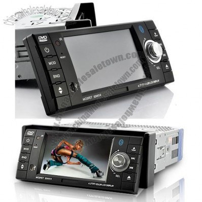 1 DIN Car DVD Player 4.3