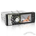 1 DIN Car DVD Player with Detachable Front Hinge Panel