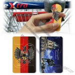 1 and 2 EURO Shopping Coin Cards