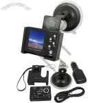 1.4 inch TFT LCD Display Vehicle Car DVR with Motion Detection