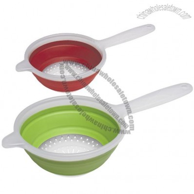 1.5 Qt. Collapsible Hand Strainer