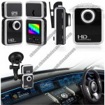 1.5 inch Car DVR with GPS