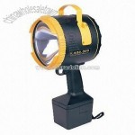 1.5-million Candle Power Rechargeable Handheld Spotlight