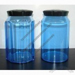 1.5L PMMA Storage Jar, Easy to Clean and Load