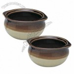 10 Oz. French Onion Soup Bowl, Crock Bowl