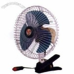 10 inches Oscillating Car Fan