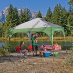 10' x 10' Instant Canopy - Straight Leg