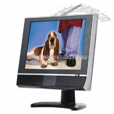 10.4inch DVB-T/color TFT LCD TV Receiver