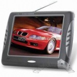 10.4inch TFT LCD DVB-T with Analog TV