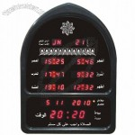 100% Accurate Prayer Time Azan Clock Muslim Clock