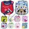 100% Cotton Waterproof Newborn Baby Bibs