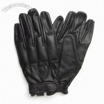 100% Lambskin Shell Gloves