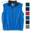 100% Polyester Printed Fleece Vest
