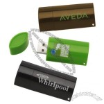 100% Post Consumer Recycled Flash Drive