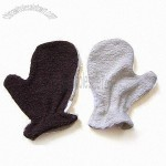 100% Ramie Bath Mitts