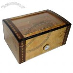 100CT Wooden Cigar Box