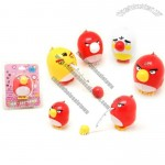100cm Angri Birds Tape Measure