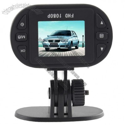 1080P Car DVR Car Black Box HD with G-Sensor, SOS function, 120 degree Wide Angle Lens and Seamless Loop Recording