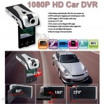 1080P HD Car DVR with GPS