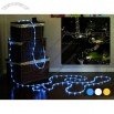 10M 100 LED Solar Waterproof Tube Light