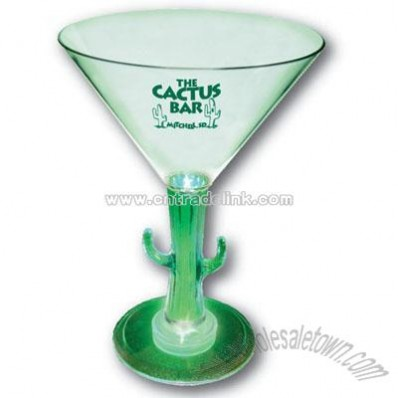 10oz Novelty Lighted Martini Group 2
