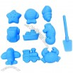 10pcs Beach Sand Mold