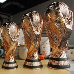 11-38 inch World Cup Coin Money Bank