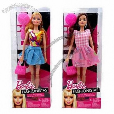11-Inch Barbie With Accessories, Movable Joint