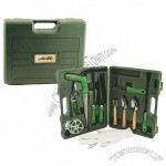 11-Piece Gardening Set with Case
