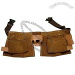 11-Pocket Split Leather Apron