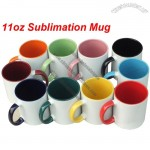 11oz Sublimation Two-Tone Mug