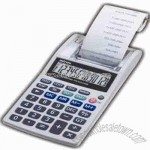 12-Digit 1-Color Printing calculator with Big Display
