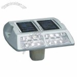 12-LED Solar Road Stud, IP67 Waterproof Grade