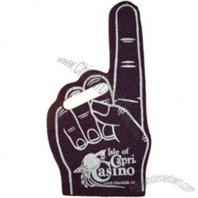 12 inch Gripper Number 1 Foam Hands