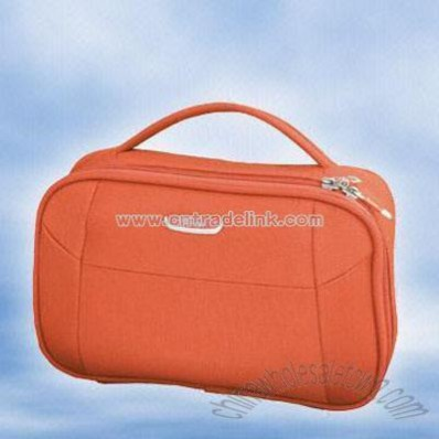 12-inch Travel Bag with Full Lining Inside
