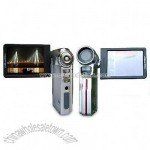 12-megapixel Digital Camera with 2.4-inch TFT LCD Color Display and 8x Digital Zoom