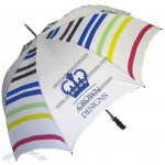 127cm Length Automatic Golf Umbrella