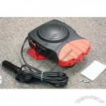 12V / 24V 200W Instant Auto Heater Warm & Cool Fan